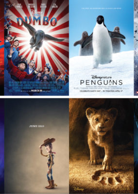 Disney movies list of Disney movies coming out in 2019