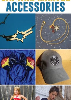 The best Captain Marvel costume ideas inspired by the brand new 2019 movie! Everything from cosplay options to a shirt featuring Brie Larson! Ideas for kids, adults, and even babies! And tons of great Captain Marvel shirt options too!