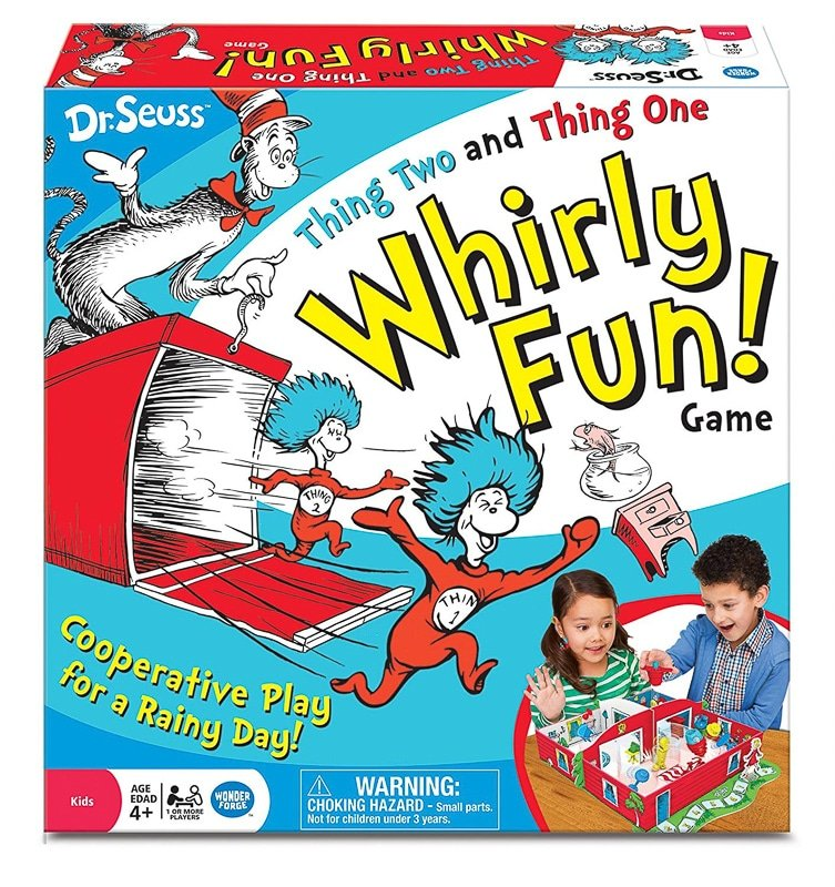 One of the best Dr Seuss games