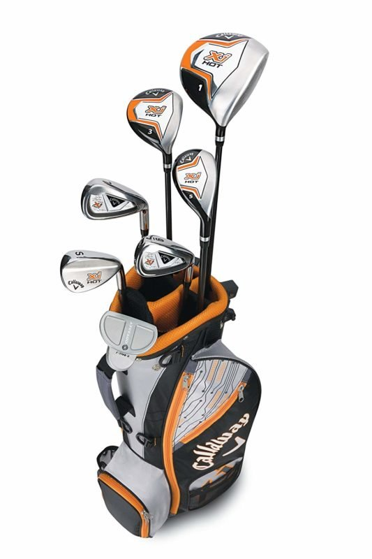 Golf clubs make great gifts for 10 year old boys