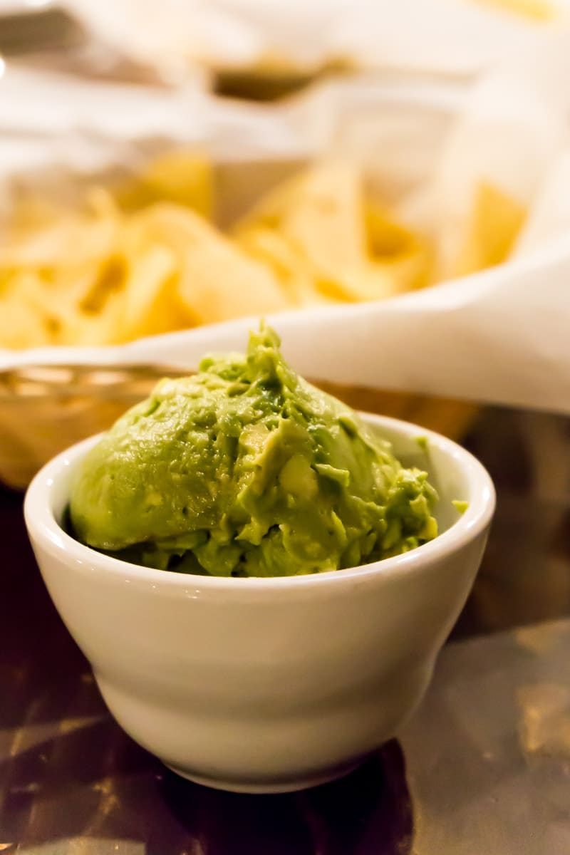 Guacamole at one of the best Ruidoso restaurants