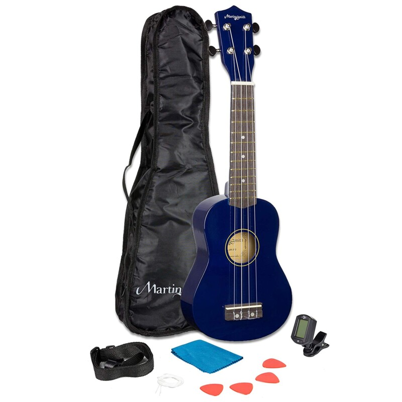 Musical instruments make great gift ideas for tweens