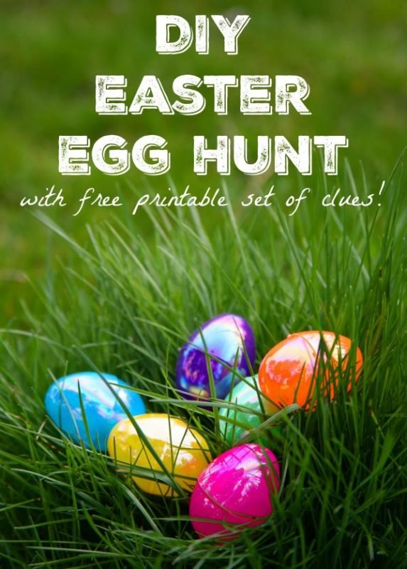 Easter i-spy and other Easter activities
