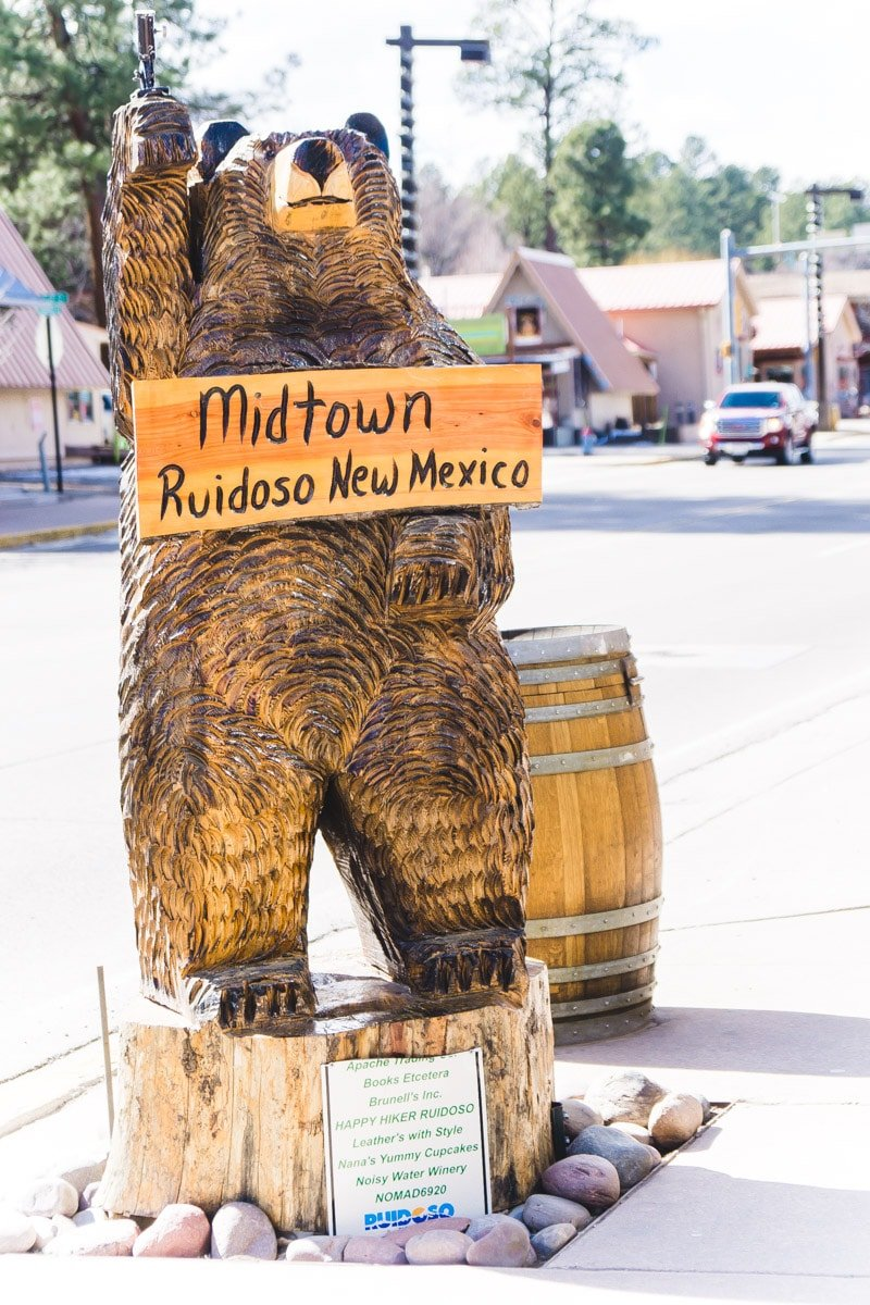 Shopping is one of the best things to do in Ruidoso NM