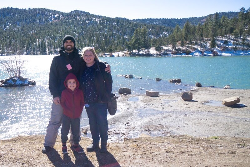 Visiting Grindstone Lake is one of the best things to do in Shopping is one of the best things to do in Ruidoso NM