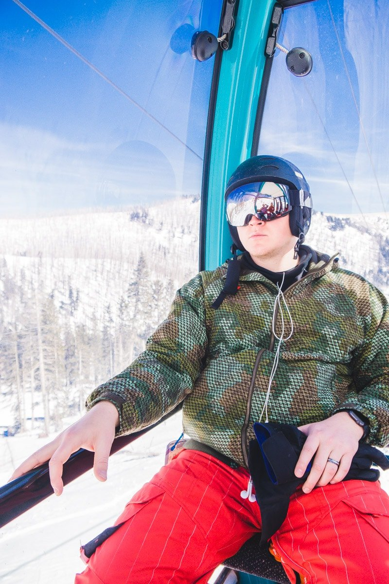 Riding the Gondola at Ski Apache Ruidoso is one of the best things to do in Ruidoso