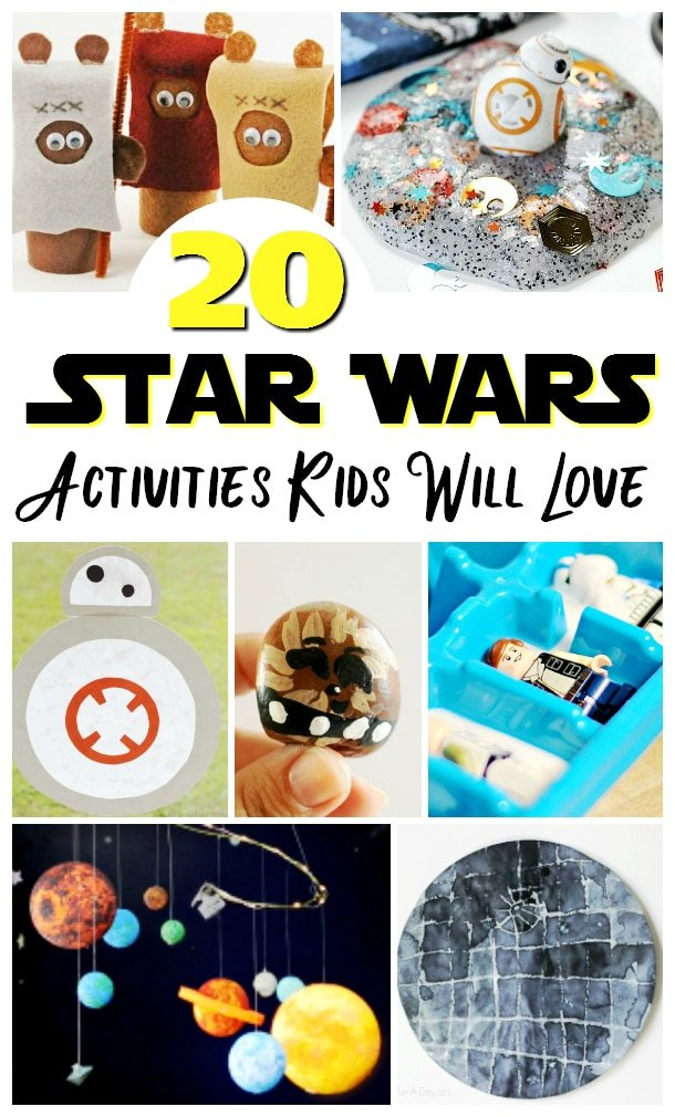 graphic about Star Wars Printable Crafts known as 51 Strategies toward Rejoice Star Wars Working day Say Could possibly the Fourth Be
