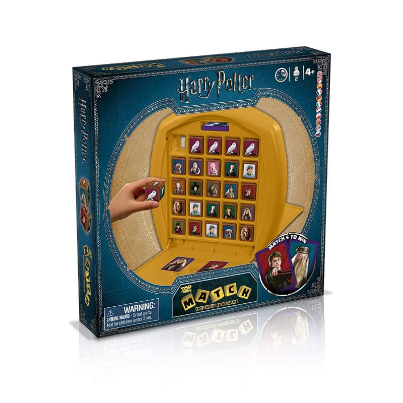 Harry Potter board game all about matching