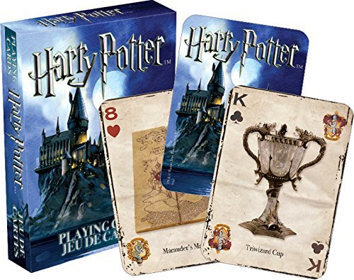 Cards for playing Harry Potter games