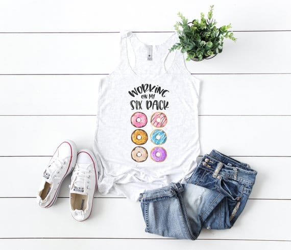Donut party outfit idea