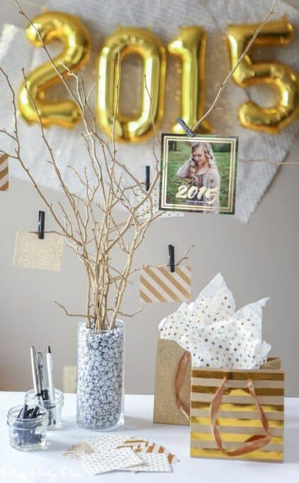 DIY advice tree and other graduation gifts