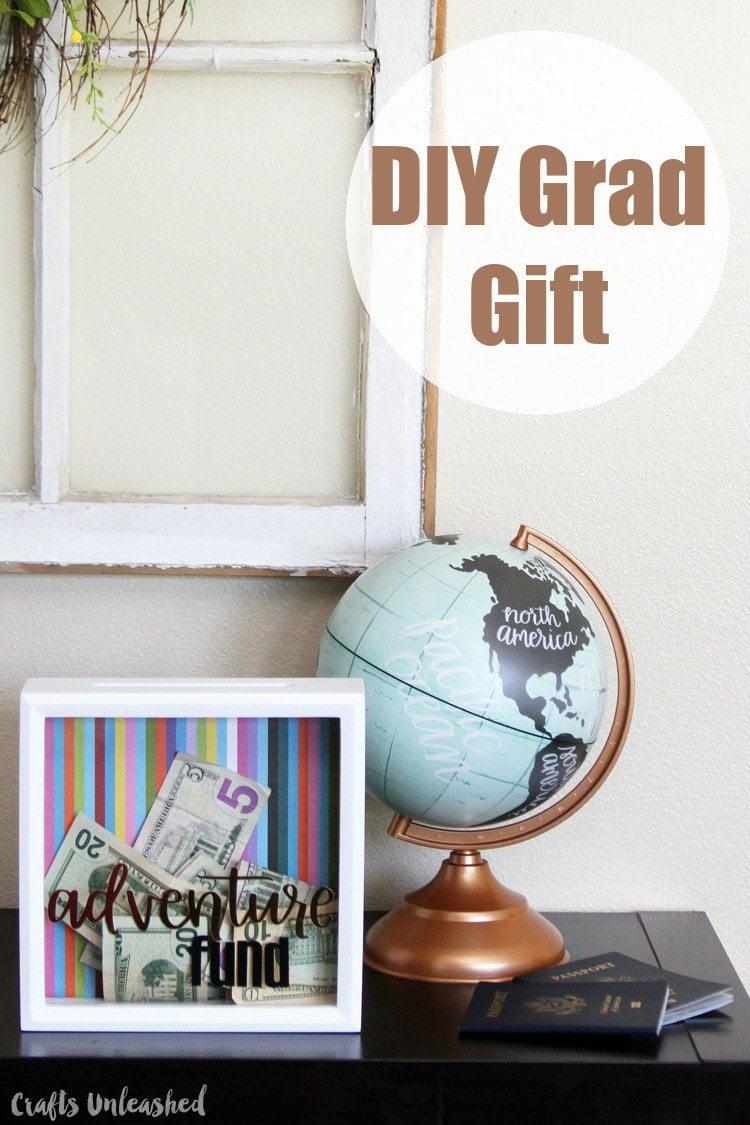 Money holding graduation gift ideas