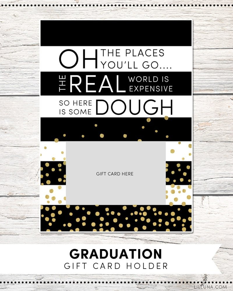 This is a photo of Clean Graduation Card Printable