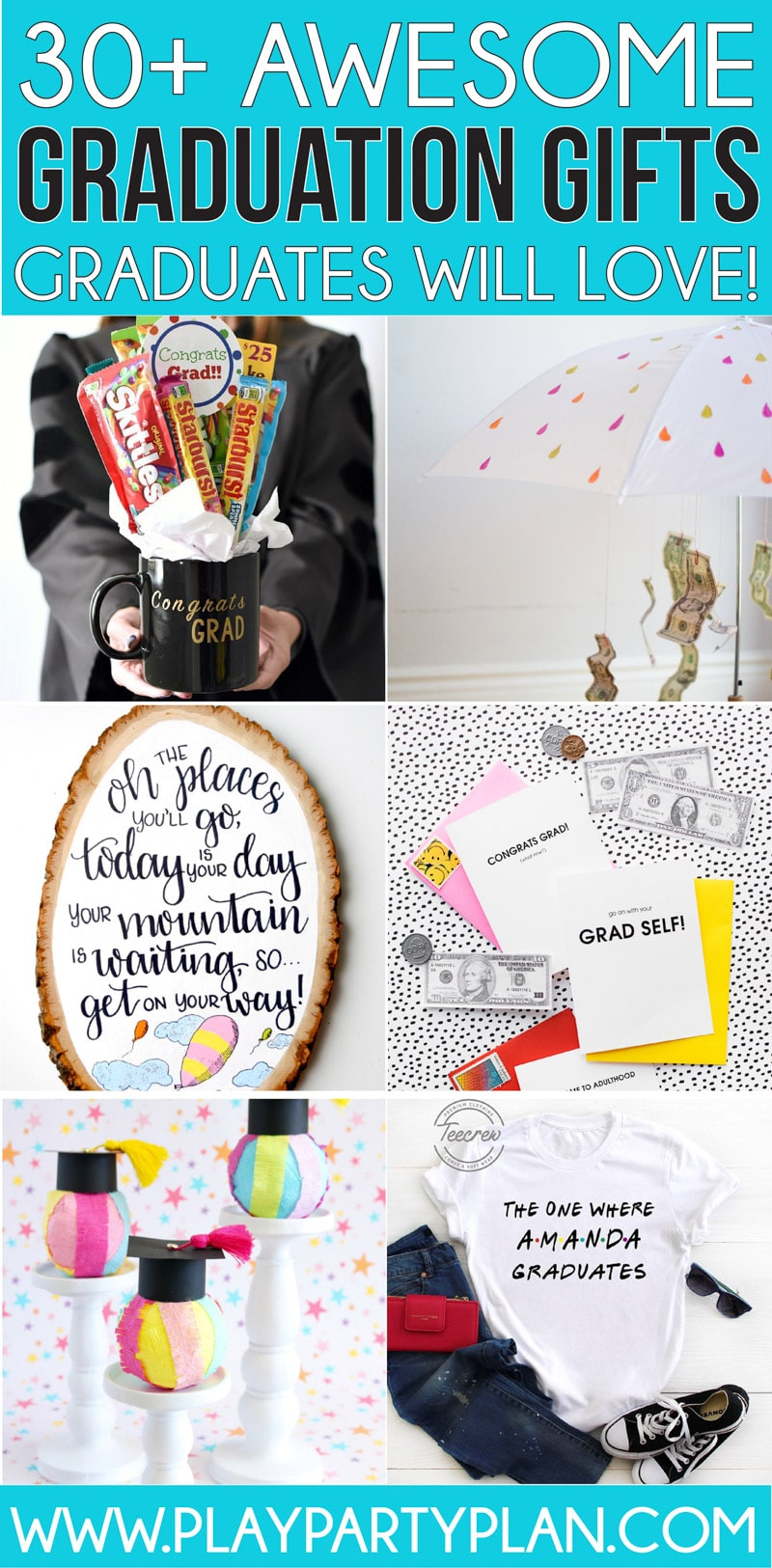 30 Awesome High School Graduation Gifts