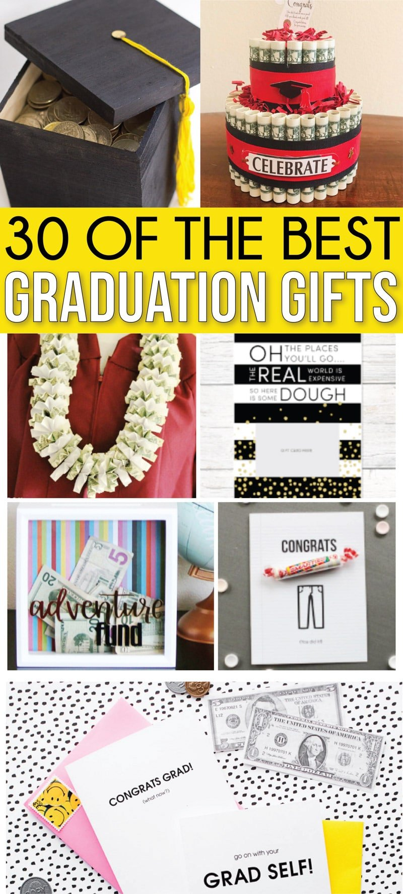 30 Awesome High School Graduation Gifts Graduates Actually ...