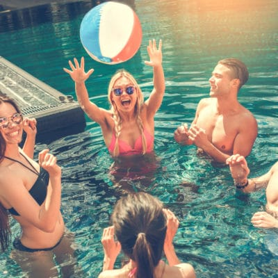 28 Fun Swimming Pool Games for All Ages