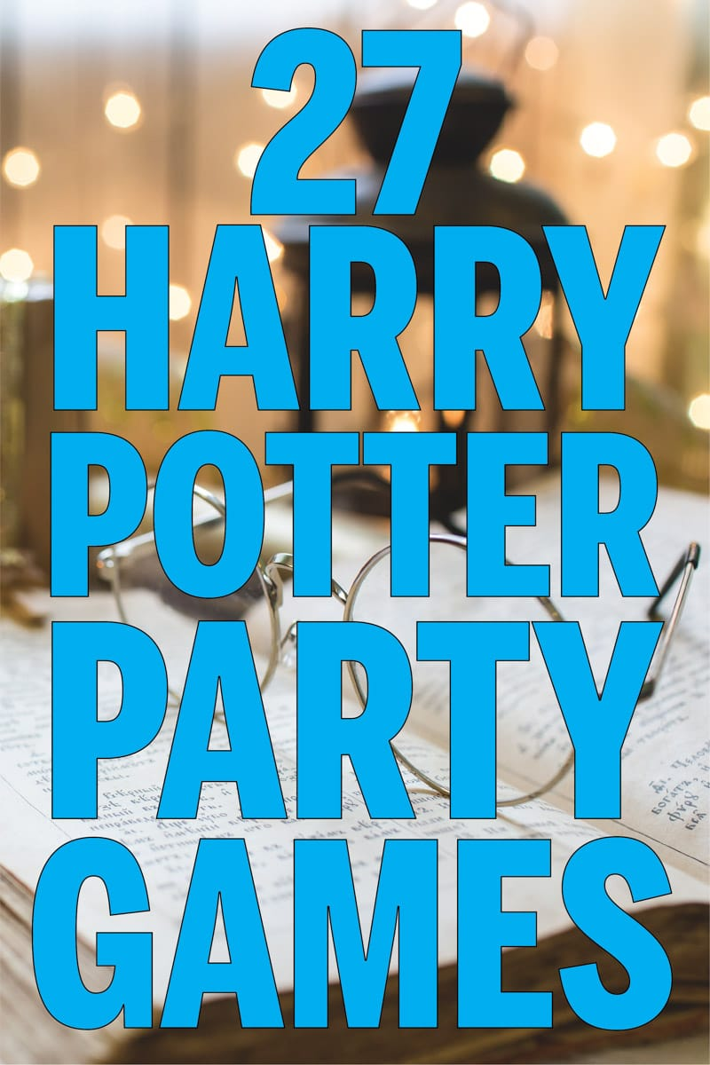 image relating to Harry Potter Activities Printable named 27 Magical Harry Potter Video games for Muggles of All Ages - Participate in