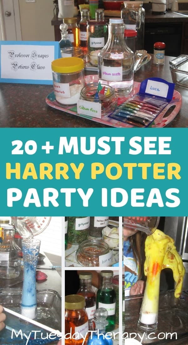 potion making Harry Potter games