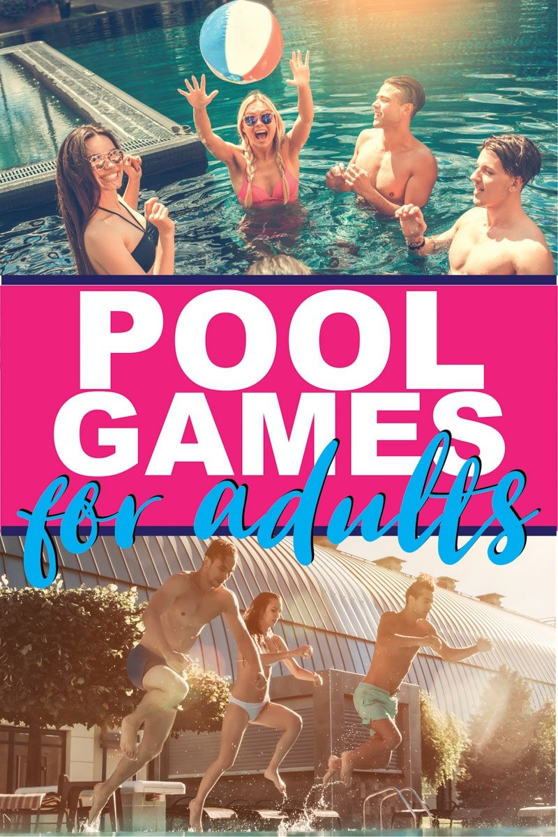 28 Swimming Pool Games Everyone Will Love - Play Party Plan