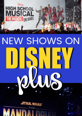 Everything you need to know about what's going to be on Disney Plus at launch and in coming years!
