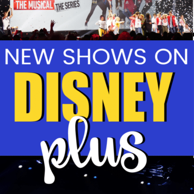 Brand New Shows Announced for Disney Plus at D23 Expo