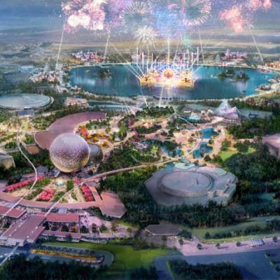 Mary Poppins, Moana, and Massive Changes to Epcot!
