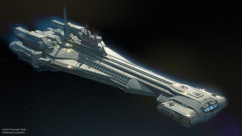 Star Wars Galactic Starcruiser photos