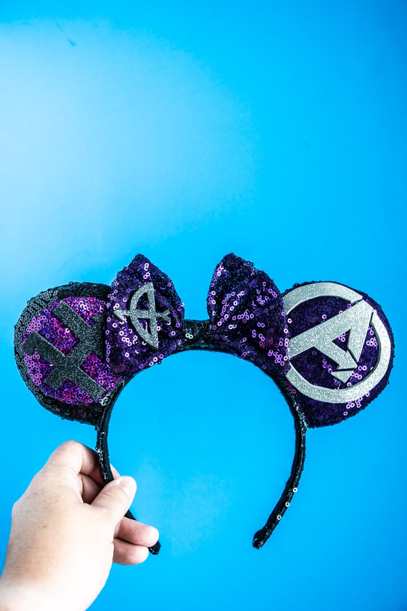Marvel Hawkeye ears