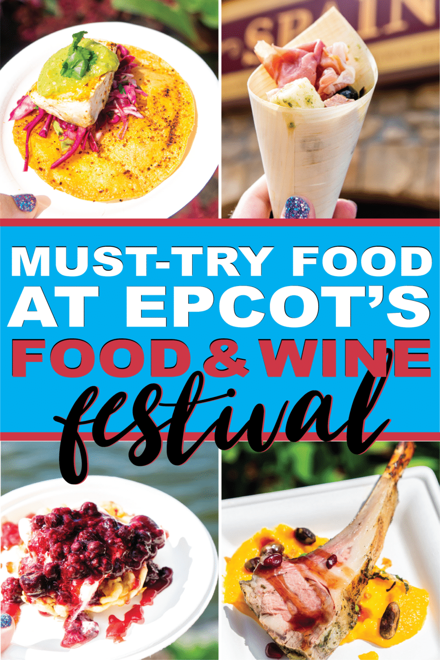 Best Food At The 2019 Epcot Food And Wine Festival