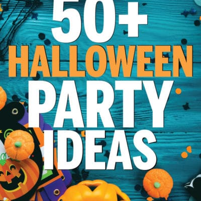 50+ Spooktacular Halloween Party Ideas