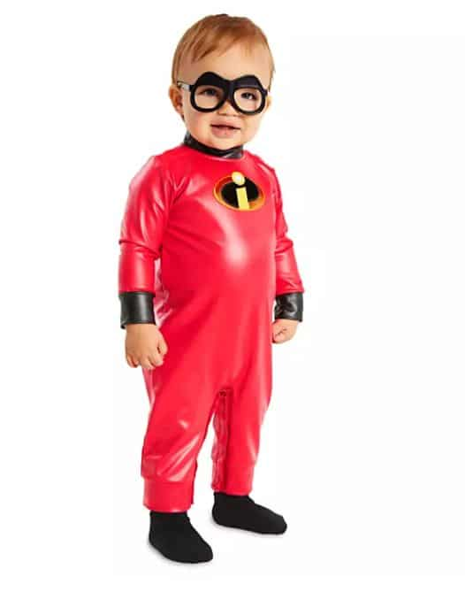 The Incredibles baby costume ideas