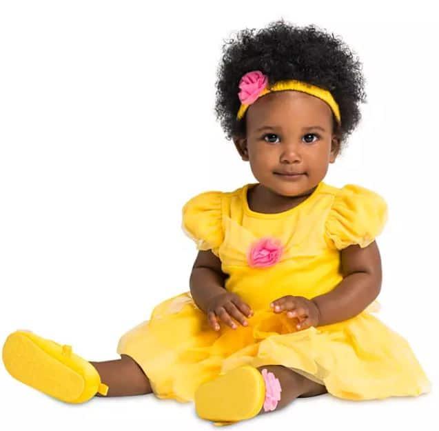 Belle Disney baby costumes