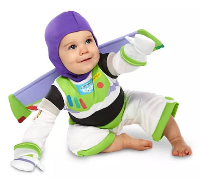 Toy Story Disney baby costumes