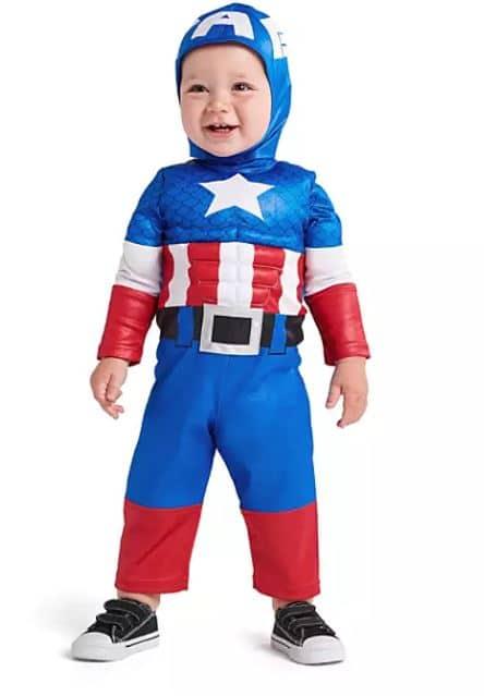 Superhero baby costume ideas