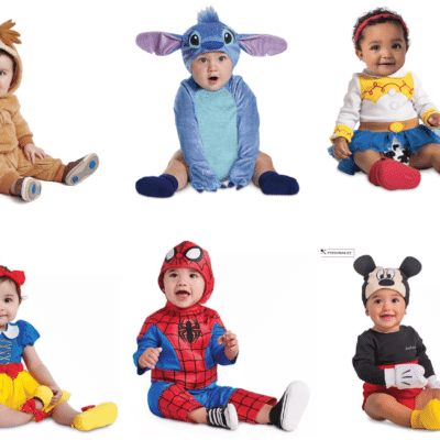 20 Adorable Disney Baby Costumes