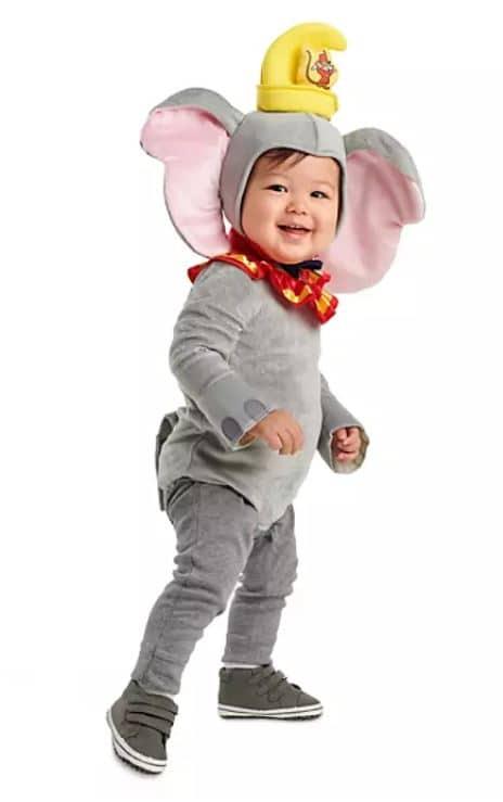 Classic Disney baby costumes
