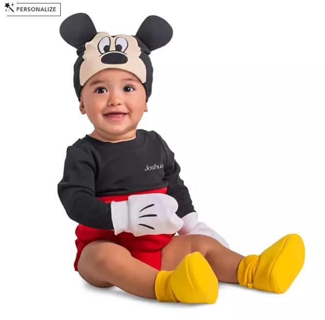 Mickey Disney baby costumes
