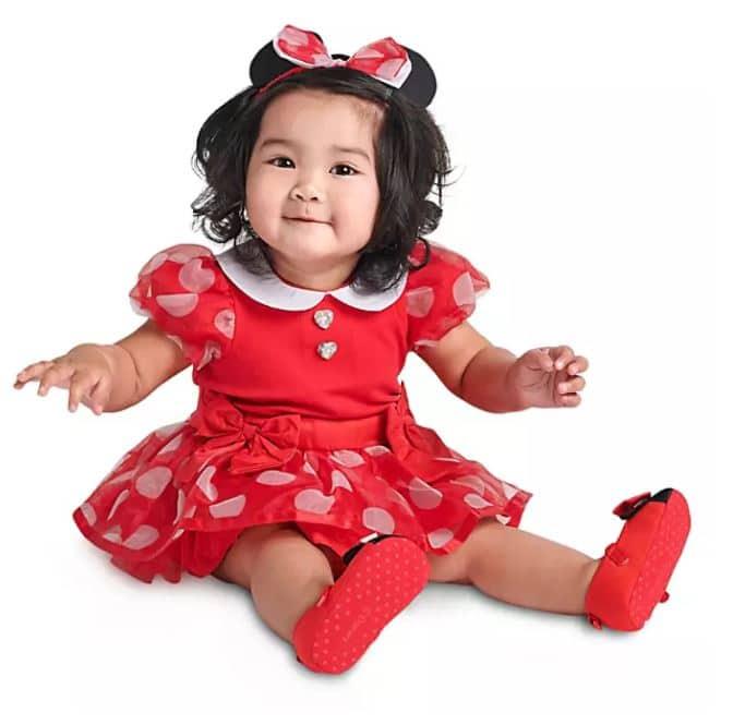 Minnie Disney baby costumes