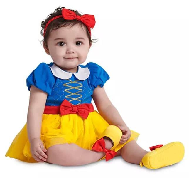 Snow White baby costume ideas