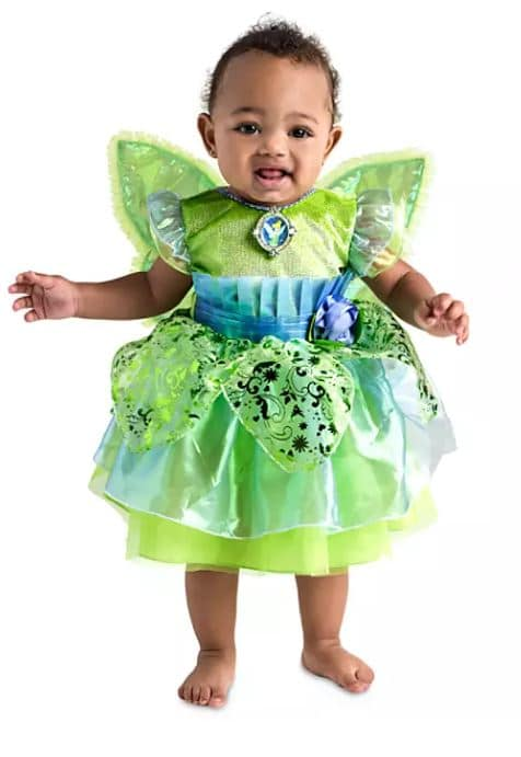Tinkerbell Disney baby costumes