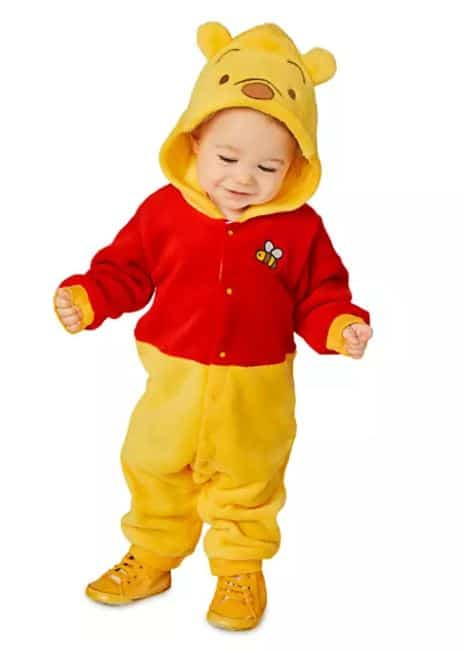 Winnie the Pooh Disney baby costumes