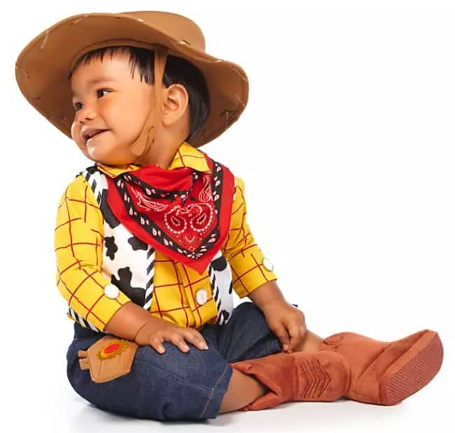 Toy Story baby costume ideas