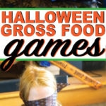 Easy Halloween game! Guess the gross Halloween food (or Halloween candy!).