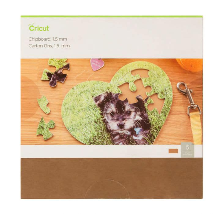 Cricut chipboard is one of the best Cricut gift ideas