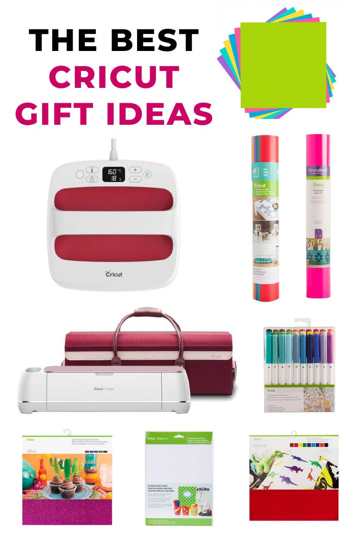 Best Cricut gifts for women who want to make DIY party ideas, personalized Christmas gifts, and more!