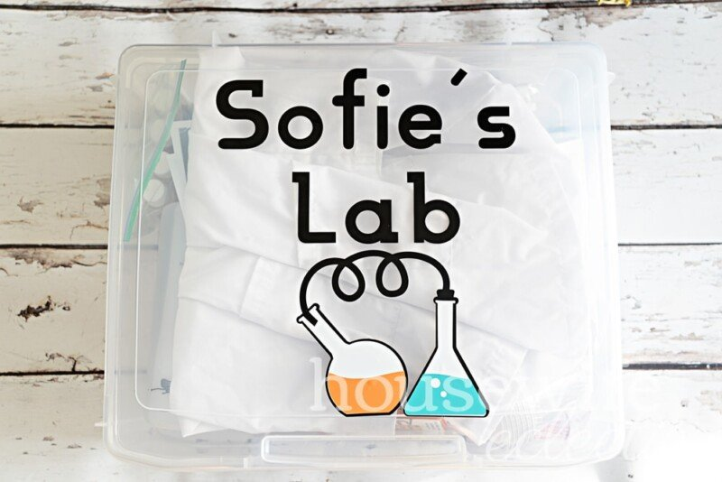 A science lab kit makes one of the best personalized gifts for kids