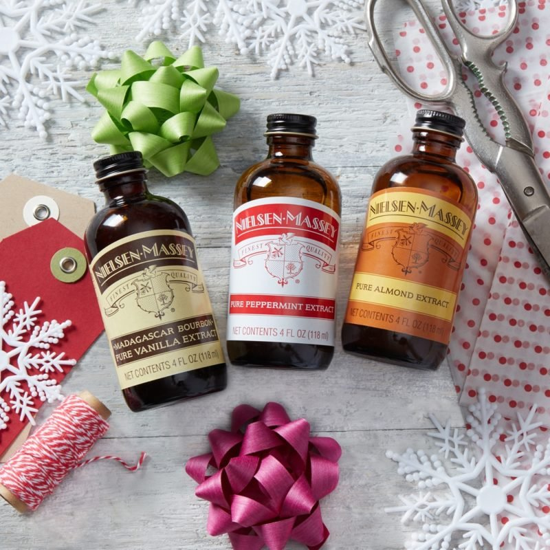 Gourmet flavorings make great gifts for bakers!