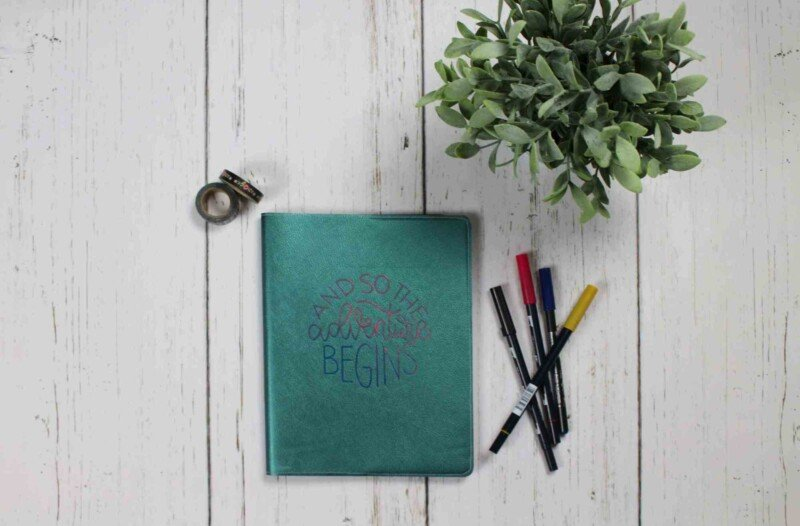 A journal makes one of the best personalized gifts for kids