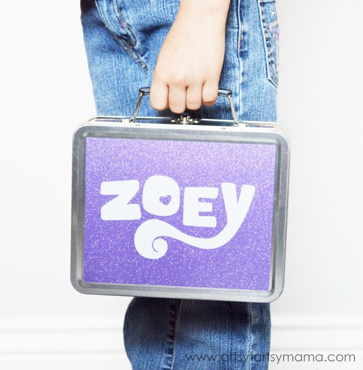 a lunch box makes one of the most fun personalized gifts for kids