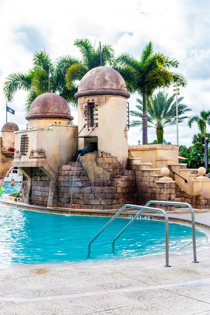Don't forget to add pool days to your things to do at Disney World list